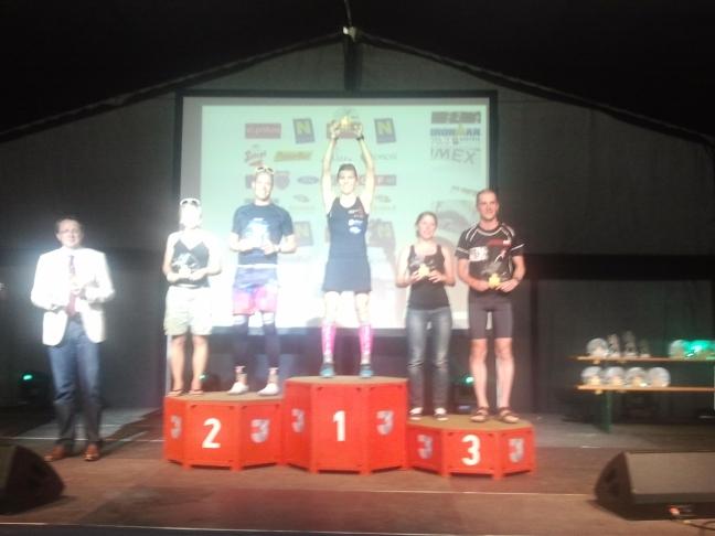 Ironman 70.3 St. Pölten 2012