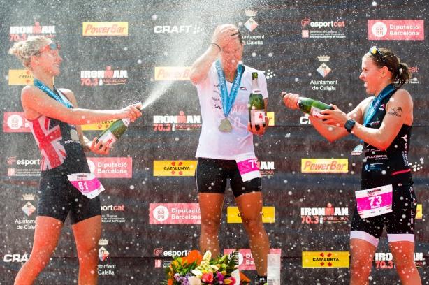"""Ironman 70.3 - Barcelona"""