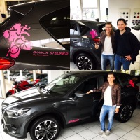 new car mazda cx5 powered by mazda meusburger #wälderedition