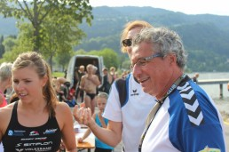 Seequerung Lochau - Bregenz mit Jogy :)