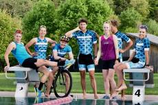 Skinfit Racing Tri Team pic by Clemens Schobesberger