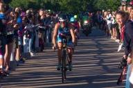 Start der 180km langen Radstrecke, Foto: @VTRV